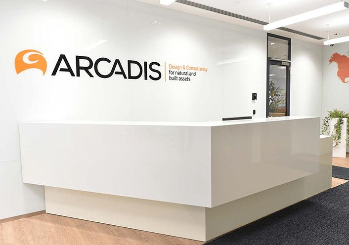 Arcadis slide